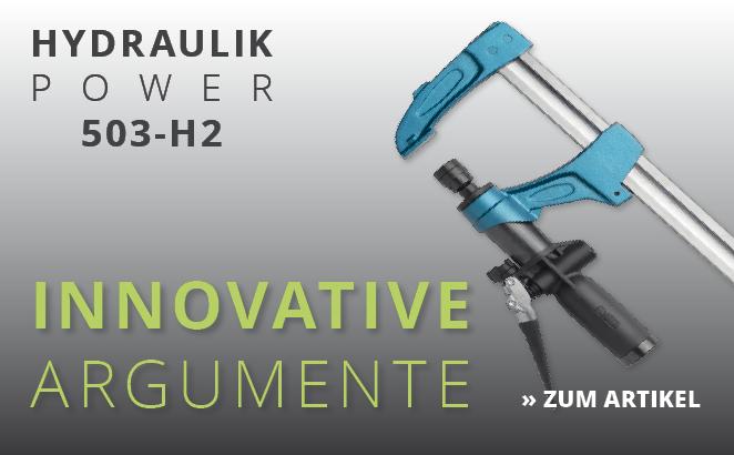 Hydraulik-Zwinge 503-H2